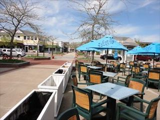 New Seabury cottage photo - Outdoor Cafes%39 at Mashpee Commons