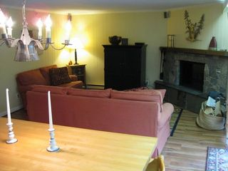 Bromley Mountain condo photo - Living Area