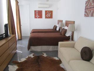 Providenciales - Provo house photo - Bedroom 2 as a twin.