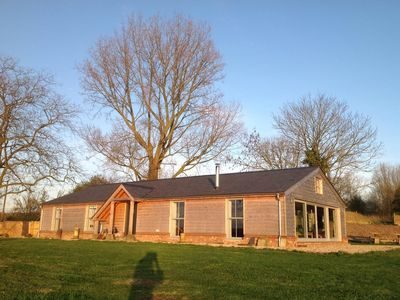 Beautiful Barn Conversion With Spectacular Views Across The Blackmore Vale