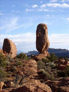 See the sights in Arches National Park