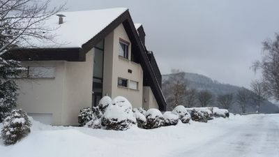 "Apartment ""little break"" in Winterberg with fantastic forest and panoramic views"