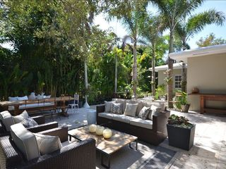 Coral Gables house photo - Stunning outdoor entertaining areas!