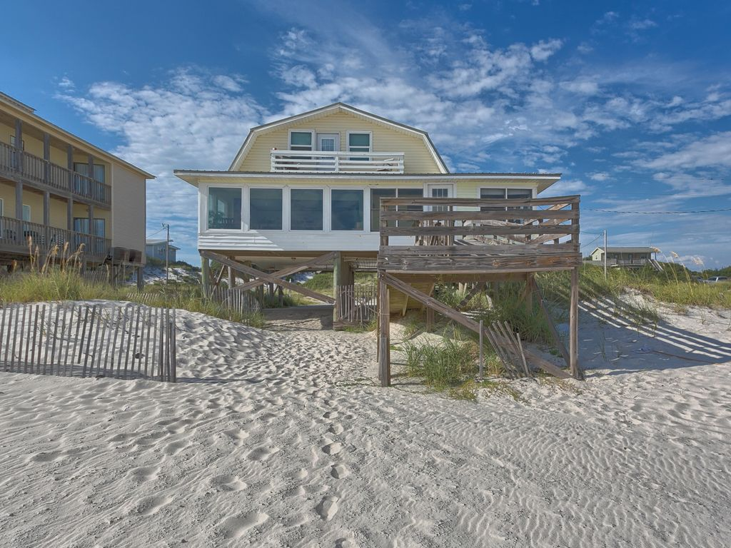 Surfin Inn Fort Morgan Gulf Front Vacation  VRBO
