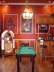 Clermont estate photo - bar room...
