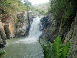 Nuevo Vallarta condo photo - The Water Fall. One of many adventure places in Puerto Vallarta.Worth visiting