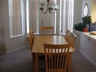 Sweetwater Club condo rental - Dining area