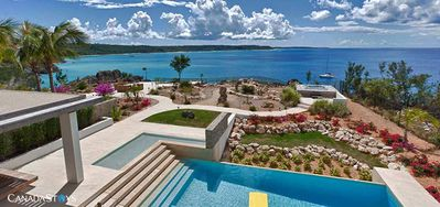 Ani South Villa Special Offer: Anguilla Villa 100 An Accessible Home With Elevator, Roll I