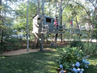 Brewster house photo - The best treehouse ever! Right in the backyard!