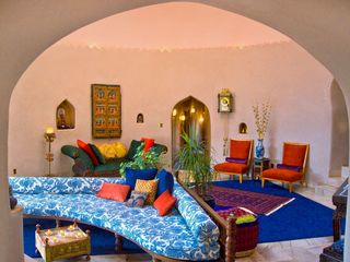 Santa Fe house photo - Mandala Room - Living Room