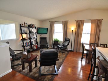 Colorado Springs house rental - the home provides beautiful spaces to enjoy the company of others and to relax
