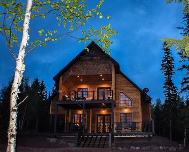 Lutsen Northwoods Retreat -NEW/Outstanding Lutsen Mtn Ski/Golf/Bike/Hike Retreat