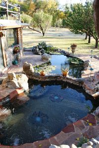 Sedona cottage rental - Another View of Spa