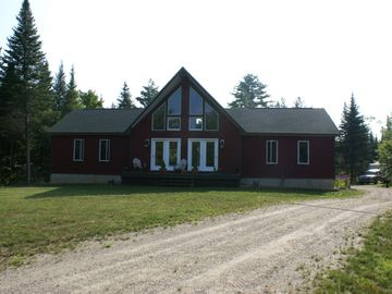Twin Mountain house rental - 142 Brians View, Front of the house. Welcome to your retreat home.