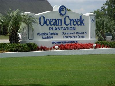 Ocean Creek condo rental - Welcome!