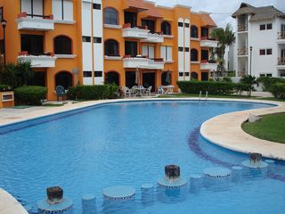 Puerto Morelos condo photo - Our Pool Side Condo is the perfect location to enjoy your margaritas!