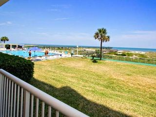 Fernandina Beach condo photo - View From Patio/Lania