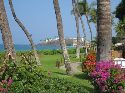 Ka'anapali Beach Walk only Minutes Away from Ka'anapali Royal