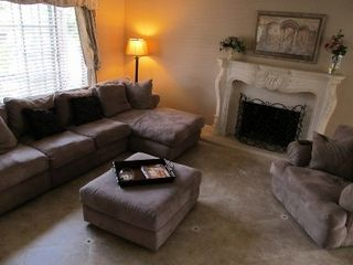 Anaheim house photo - This Down filled sectional is so comfy you may need a nap!