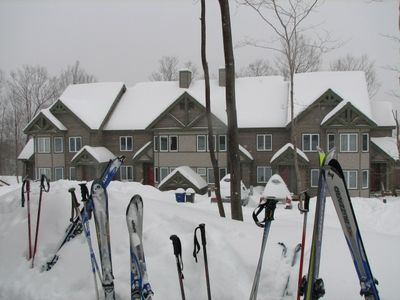 Village Condo Ski-in/Ski-out
