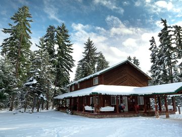 Cle Elum house rental - Winter
