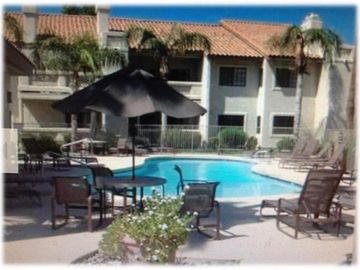 Mesa condo rental - This wonderful rental is so relaxing, featured in a resort-like setting.