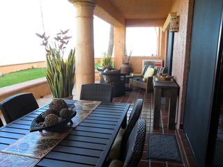 San Jose del Cabo condo photo - Extra Large Patio with plenty of seating