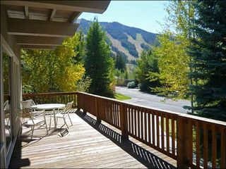 Ketchum house photo - Deck with Ski Area Views