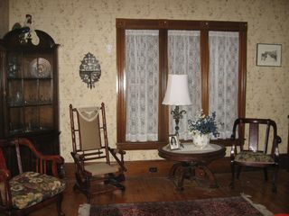 Ellsworth house photo - Front Parlor