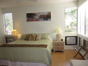 Wailea condo rental - Bedroom
