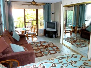 Kihei condo photo - CORNER STUDIO - Bright, Beautiful & Updated!