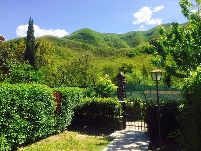 Elegant small villa a few kilometers from the historical center of Florence