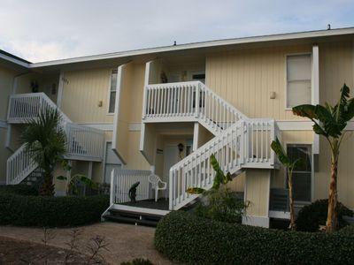 Front View of the Condo