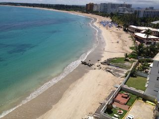 San Juan apartment photo - VIEW FROM BALCONY!!!
