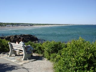 Ogunquit condo photo - Marginal Way within 400 yards.