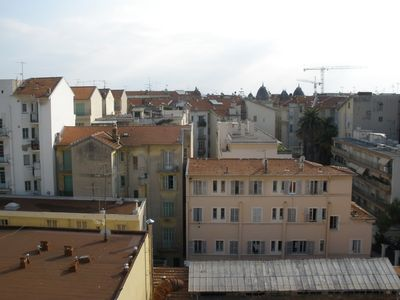 Musicians' Quarter apartment rental - Roof view off bedroom balcony-