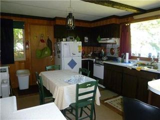 Tuftonboro cottage photo - Kitchen