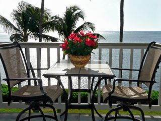 Kaunakakai condo photo - Watch the whales from the privacy of your own lanai