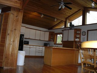 Mount Snow house photo - Upstairs Kitchen