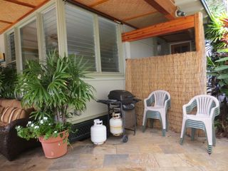 Kailua house photo - BBQ Area