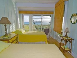 Lanikai house photo - Two singles bedroom (can be made into a King)