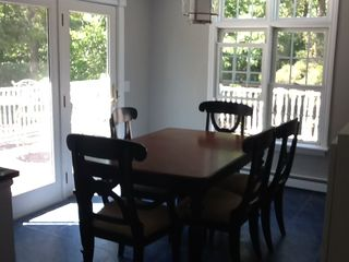 Bourne house photo - kitchen table