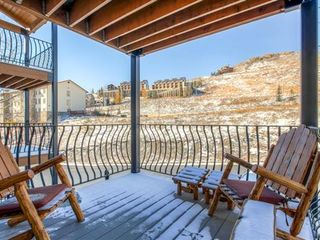 Crested Butte condo photo - Deck