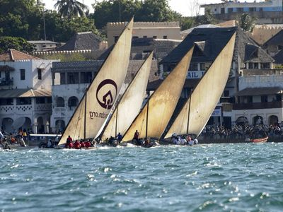 Forodhani House, Dhow Sailing, magic Lamu, Kenya
