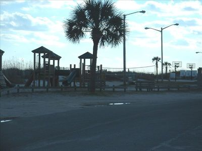 Ocean Lakes Playground & Basketball Courts