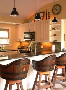 Coloma house rental - Kitchen