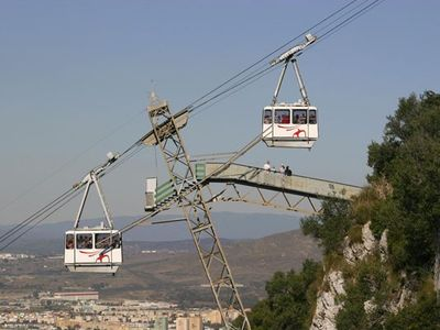 Gibraltar Apartment - Cable Car