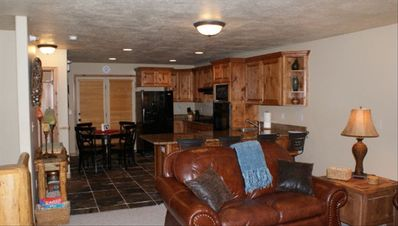 Great Room - All New Furnishings!  Snowbasin/Powder Mountain Condo