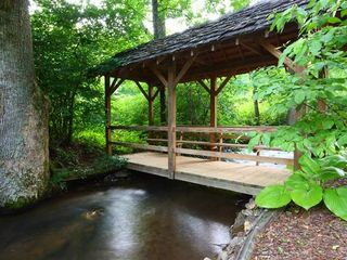 Hiawassee estate photo - Contemplation and Prayer Bridge