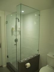 Vancouver apartment photo - Rejuvenating walk-in shower
